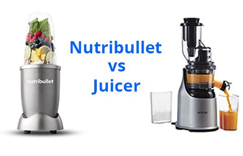 Natribullet vs juicer