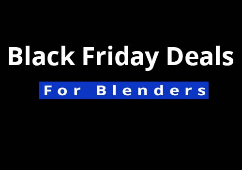 black friday deals for blenders