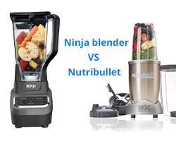 Ninja blender VS Nutribullet