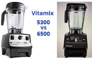 Vitamix 5300 vs 6500