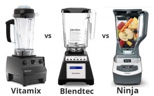 Vitamix VS Ninja VS Blendtec2
