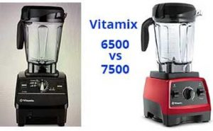 vitamix 6500 vs 7500