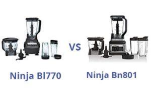 Ninja Bl770 vs Bn801