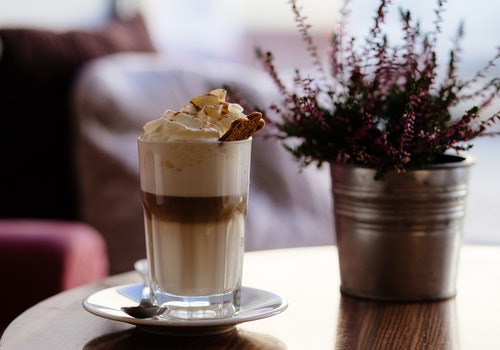 How to Make Starbucks Mocha Frappuccino Chilled Coffee Drink